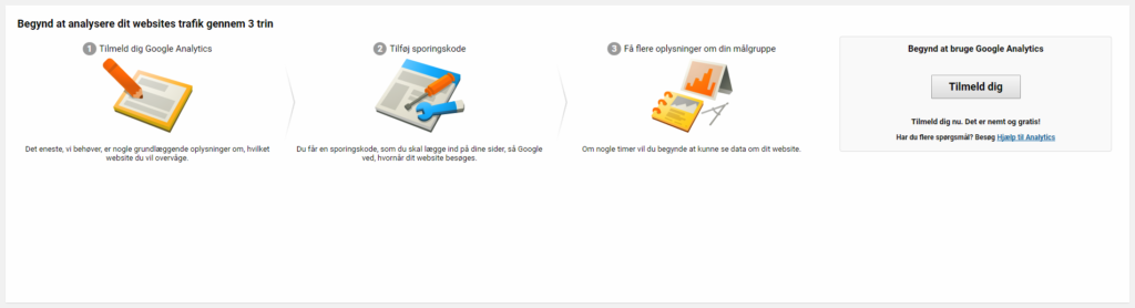 How-to guide Google Analytics på din blog